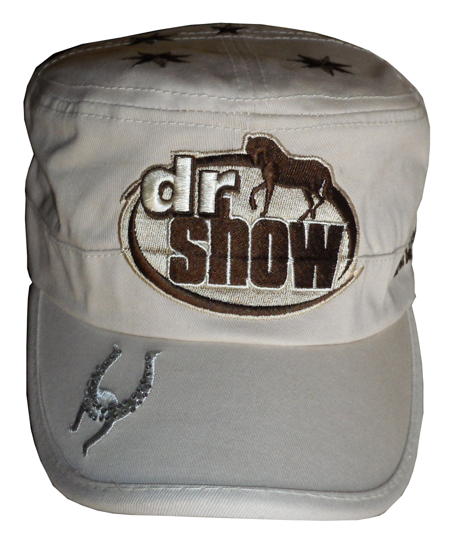 Dr Show Army Cap